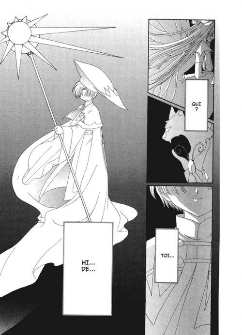 Card captor Sakura T6, manga chez Pika de Clamp