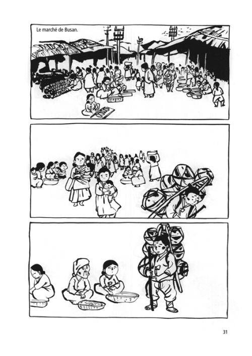 Les mauvaises herbes, manga chez Delcourt de Keum Suk