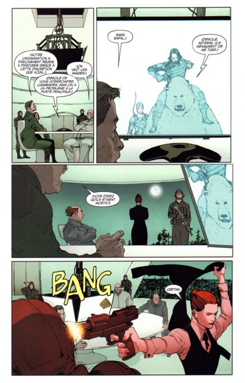 Tales of suspense : Hawkeye et le Soldat de l'hiver (0), comics chez Panini Comics de Rosenberg, Foreman, Rosenberg