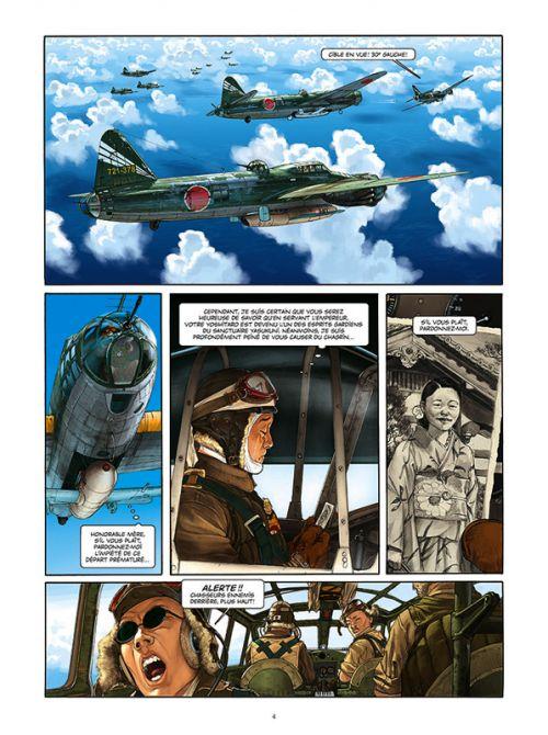 Angel Wings T5 : Black Sands (0), bd chez Paquet de Yann, Hugault