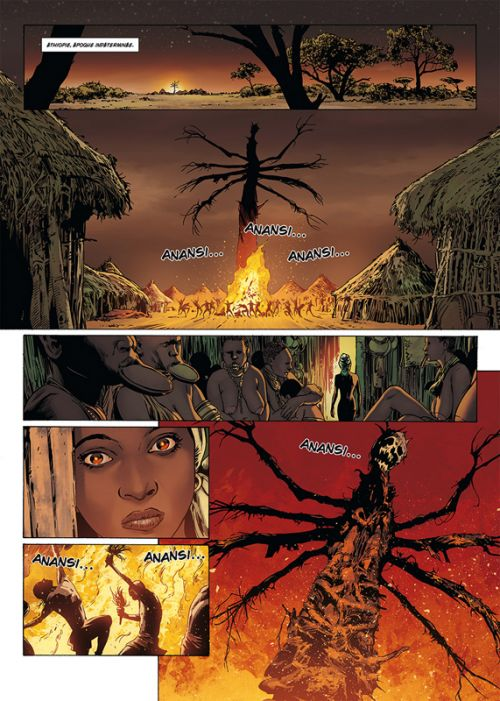 Spider T1 : Rabbit Hole (0), bd chez Soleil de Daoust, Bec, Raffaele, Maiolo
