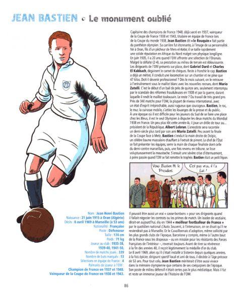 L'Histoire illustrée de l'Olympique de Marseille : Un club, une légende (0), bd chez Hugo BD de Pérès, Christopher