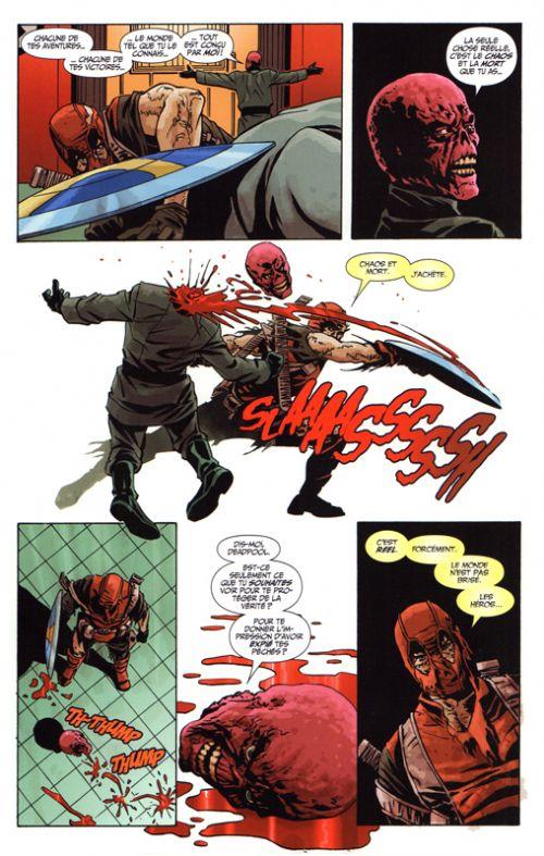 Deadpool re-massacre Marvel  : Deadpool re-massacre Marvel (0), comics chez Panini Comics de Bunn, Talajic, Mrva, Curiel