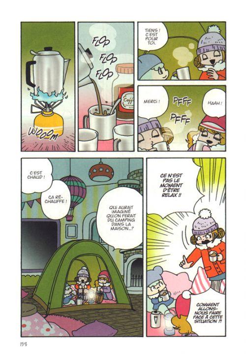 Ichiko & Niko T11, manga chez Kana de Yamamoto