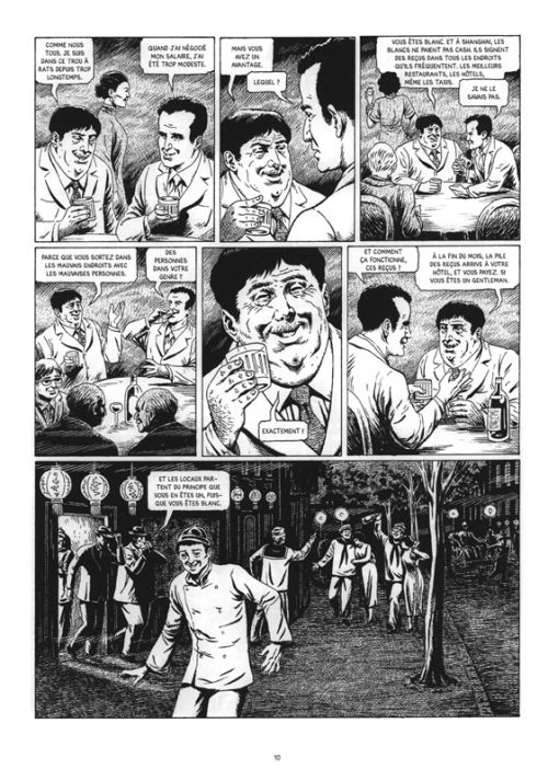 David Crook, souvenirs d'une révolution , comics chez Urban China de Voloj, Rehr