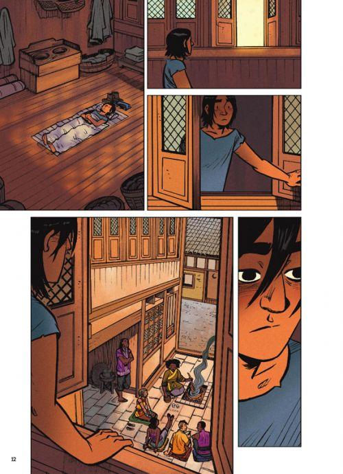 Cité sans nom T3 : La terre déchirée (0), comics chez Rue de Sèvres de Hicks, Bellaire