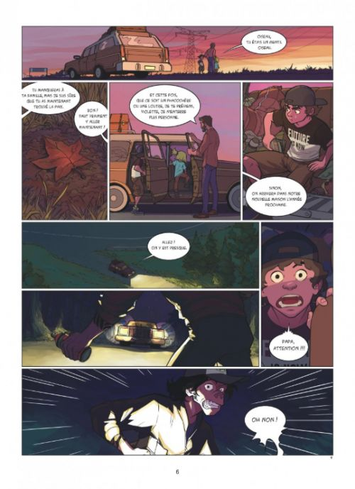 Kid Noize T1 : L'homme à la tête de singe (0), bd chez Dupuis de Toussaint, Noize, Otocto