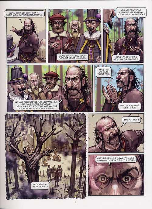 Helldorado T2 : Esperar la muerte (0), bd chez Casterman de Miroslav Dragan, Morvan, Noé
