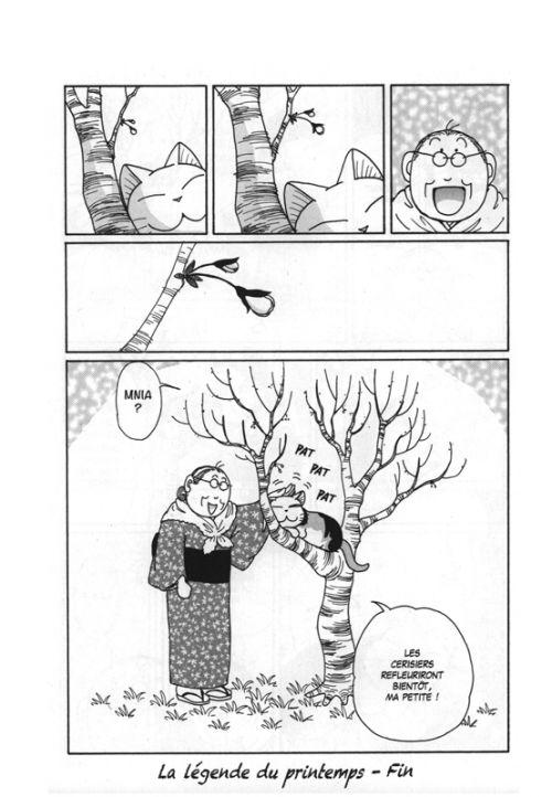 Choubi-Choubi, mon chat pour la vie  T7, manga chez Soleil de Konami