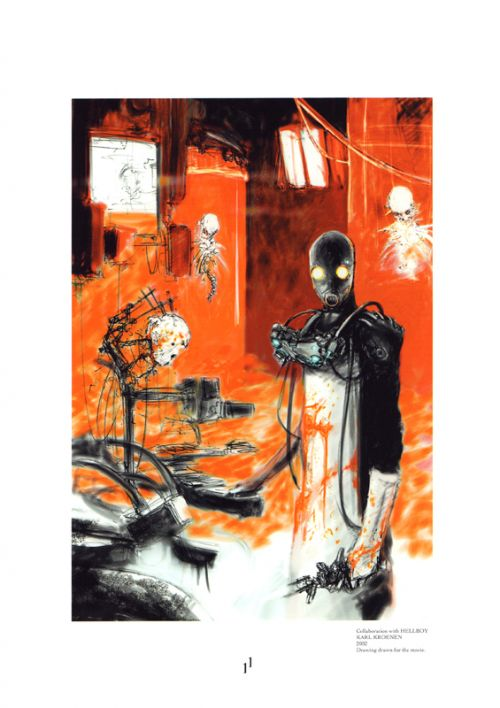 Blame ! and so on, manga chez Glénat de Nihei