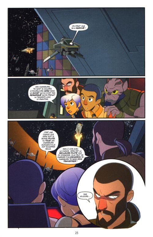 Star Wars Aventures T3, comics chez Delcourt de Manning, Fisch, Dawson, Crilley, Frampton, Thomas, Murphy, Peppers, Galloway, Charm, Dzioba, Kirchoff, Delgado