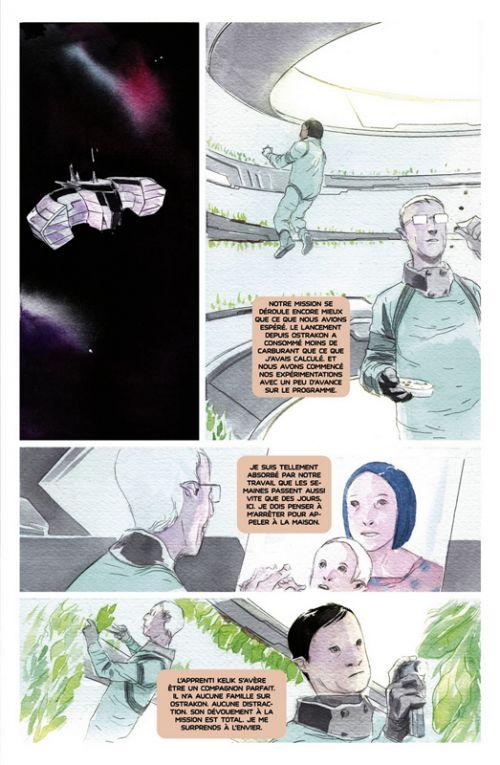 Descender T6 : La fin d'un monde ancien (0), comics chez Urban Comics de Lemire, Nguyen
