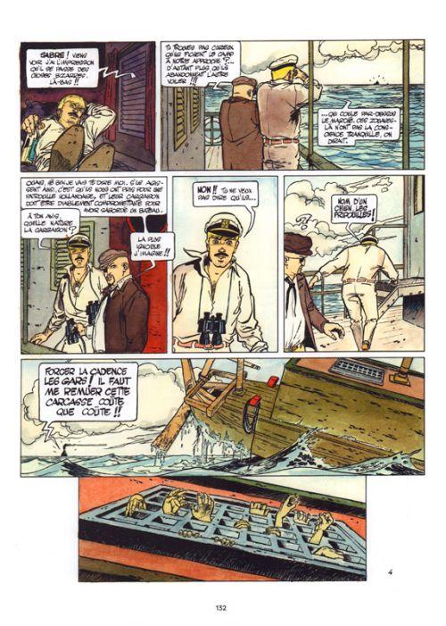 Capitaine Sabre, bd chez Les éditions du Long Bec de Gine, Rita