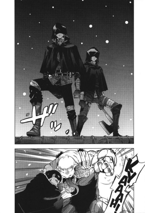 7th garden T8, manga chez Delcourt Tonkam de Izumi