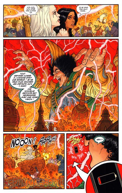 Maestros T1, comics chez Hi Comics de Skroce, Stewart