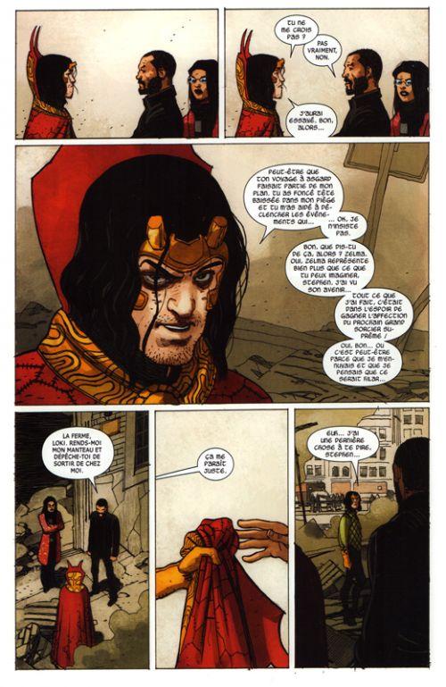 Doctor Strange Legacy T1 : Le dieu de la magie (0), comics chez Panini Comics de Cates, Hernandez Walta, Bellaire, Del Mundo