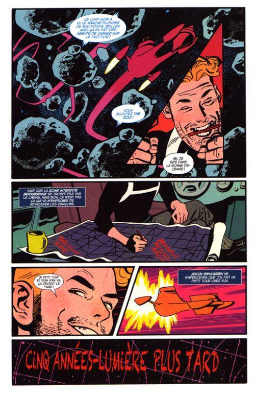 All new les Gardiens de la galaxie  T1 : Ni vu ni connu (0), comics chez Panini Comics de Duggan, Irving, Samnee, Kuder, Wilson, Svorcina
