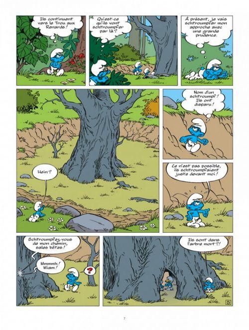 Les Schtroumpfs T37 : Les Schtroumpfs et la machine à rêver (0), bd chez Le Lombard de Jost, Culliford, de Coninck, Diaz, Culliford