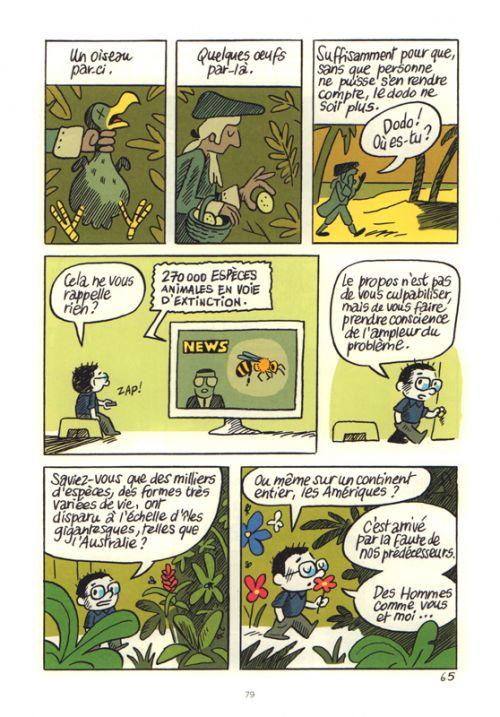 La Petite bédéthèque des savoirs T27 : Homo sapiens, Histoire de notre humanité (0), bd chez Le Lombard de Balzeau, Bailly