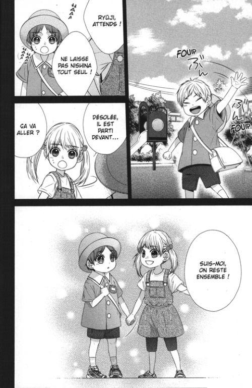 Be-twin you & me T7, manga chez Soleil de Aikawa
