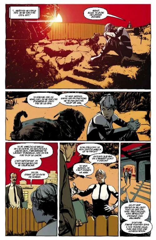 Doctor Mirage, comics chez Bliss Comics de Van Meter, Palmer, Bernard, Barrionuevo, De La Torre, Level, Baron, Djurdjevic
