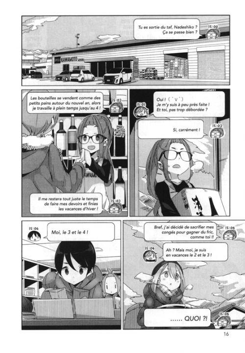 Au grand air T5, manga chez Nobi Nobi! de Afro