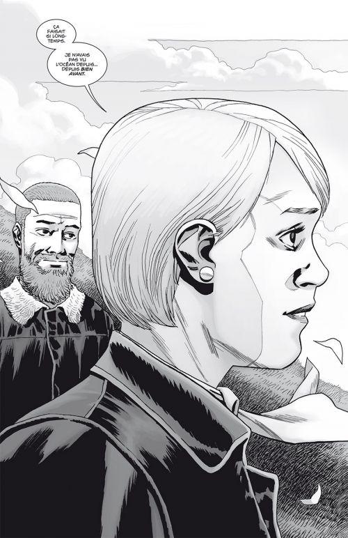 Walking Dead T31 : Pourri jusqu'à l'os (0), comics chez Delcourt de Kirkman, Gaudiano, Adlard, Rathburn, Stewart