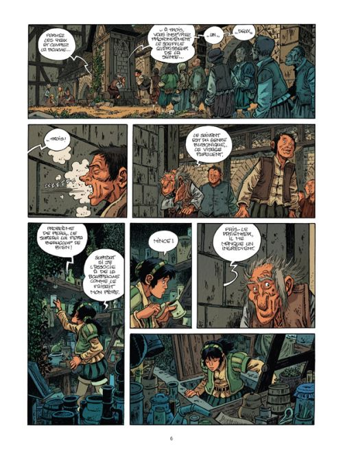 Le Cimetière des innocents T3 : Le grand mystère de l'au-delà (0), bd chez Bamboo de Charlot, Fourquemin, Hamo