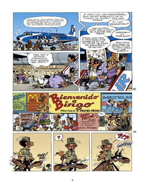 Marsupilami T32 : Bienvenido a Bingo ! (0), bd chez Marsu Productions de Colman, Batem, Cerise