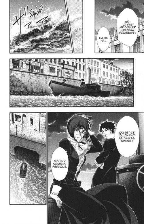 Moriarty T4, manga chez Kana de Doyle, Takeuchi, Miyoshi