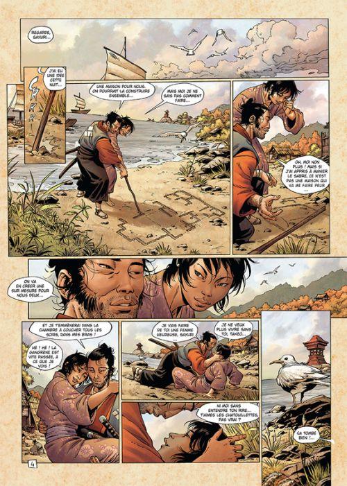 Samurai T13 : Piment rouge et alcool blanc (0), bd chez Soleil de Di Giorgio, Mormile, Pieri