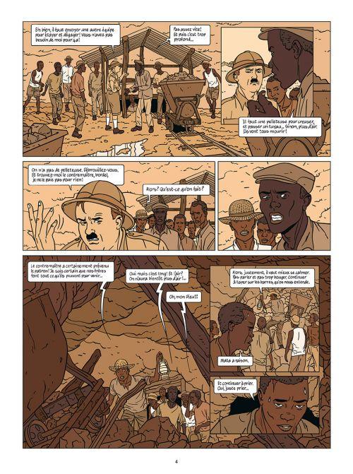 Robert Sax T4 : Congo belge (0), bd chez Delcourt de Rodolphe, Alloing, Murat, Drac