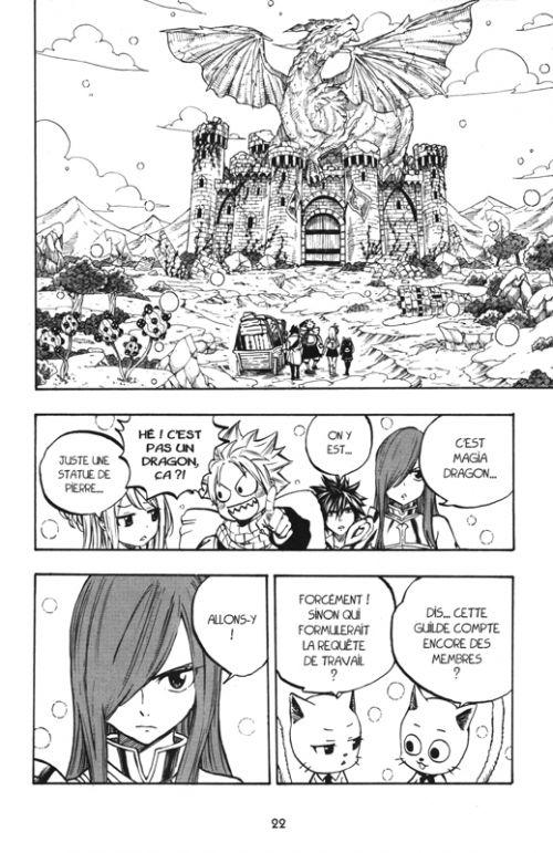Fairy tail 100 years quest T1, manga chez Pika de Mashima, Ueda