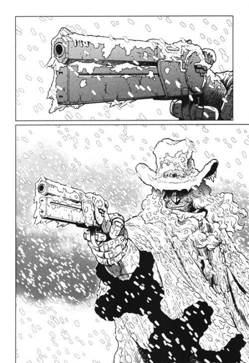 Gunnm Mars chronicle T6, manga chez Glénat de Kishiro