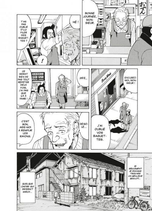 Candy & cigarettes T1, manga chez Casterman de Inoue