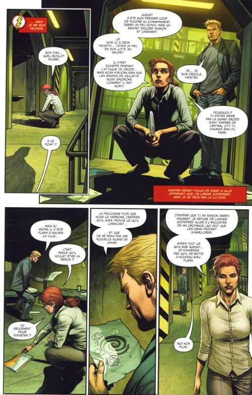 Flash Rebirth T5 : Devoir de mémoire  (0), comics chez Urban Comics de Williamson, Moreci, Duce, Pop , Panosian, Di Giandomenico, d' Anda, Porter, McDaniel, Kolins, Guerrero, Hi-fi colour, Plascencia