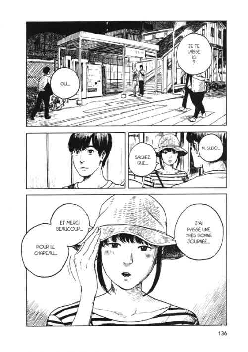 Happiness T6, manga chez Pika de Oshimi