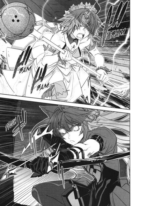 Fate/apocrypha  T4, manga chez Ototo de Higashide, Ishida