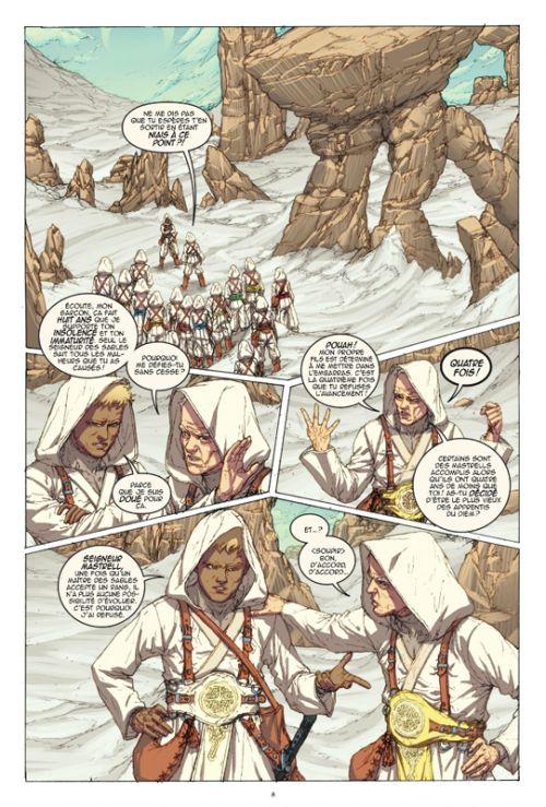 WhiteSand T1, comics chez Graph Zeppelin de Hoskin, Gopez, Campbell