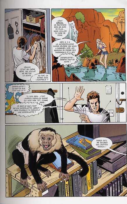 Y, Le Dernier Homme – Edition softcover, T1 : No man's land (0), comics chez Panini Comics de Vaughan, Guerra, Rambo, Jones