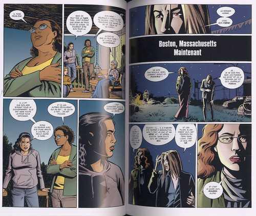 Y, Le Dernier Homme – Edition softcover, T2 : Un petit coin de paradis (0), comics chez Panini Comics de Vaughan, Guerra, Rambo, Jones