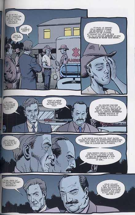 Preacher – Edition Panini, T1 : Mort ou vif (0), comics chez Panini Comics de Ennis, Dillon, Hollingsworth, Fabry
