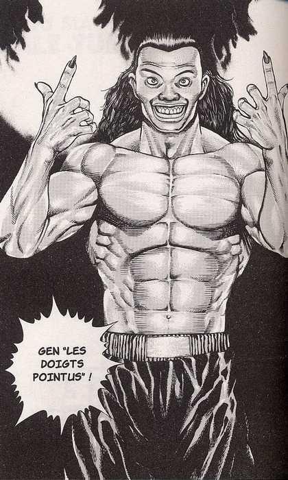 Free Fight - New tough T1, manga chez Tonkam de Saruwatari