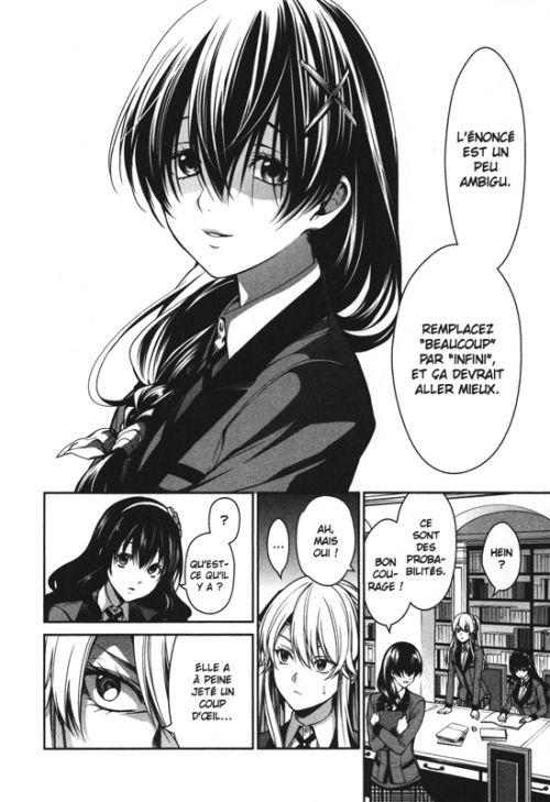 Gambling school twin T4, manga chez Soleil de Kawamoto