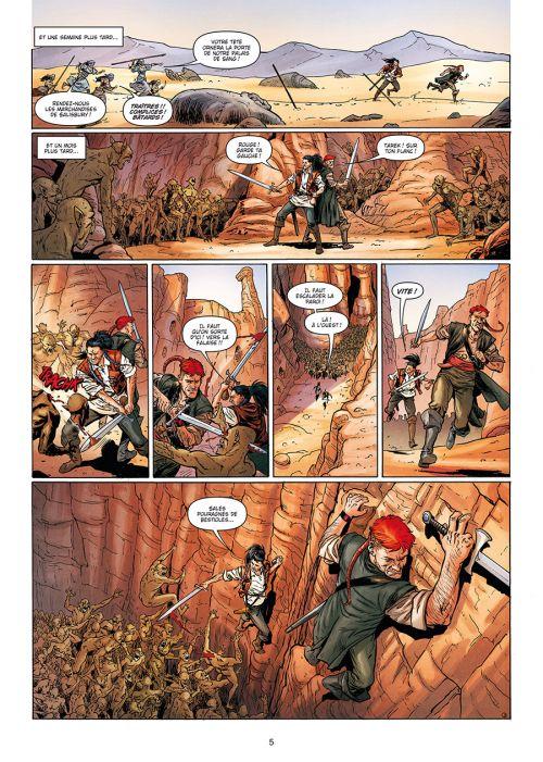 La geste des Chevaliers Dragons T28 : Contrebandes (0), bd chez Soleil de Ange, Viacava, Paitreau