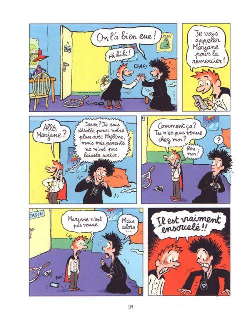 Anatole Latuile T12 : La vengeance des gnomes (0), bd chez BD Kids de Muller, Didier, Devaux