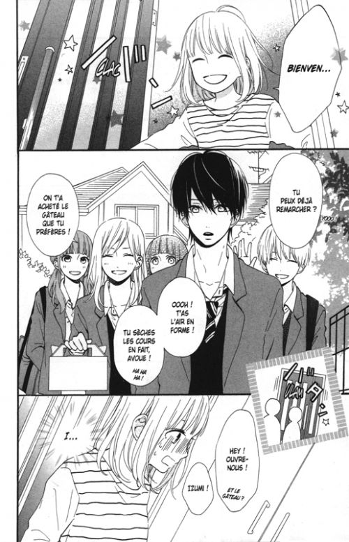 This is not love, thank you T3, manga chez Soleil de Yuki