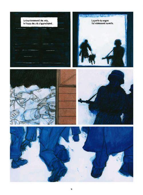 Le Rapport W, bd chez Daniel Maghen de Nocq