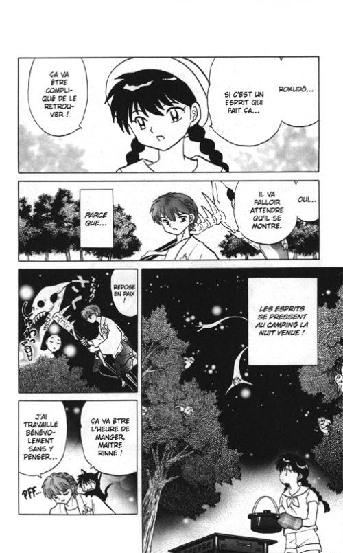 Rinne T26, manga chez Kazé manga de Takahashi
