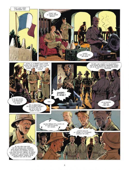 Les Compagnons de la libération : Général Leclerc (0), bd chez Bamboo de Le Naour, Blier, Bouët